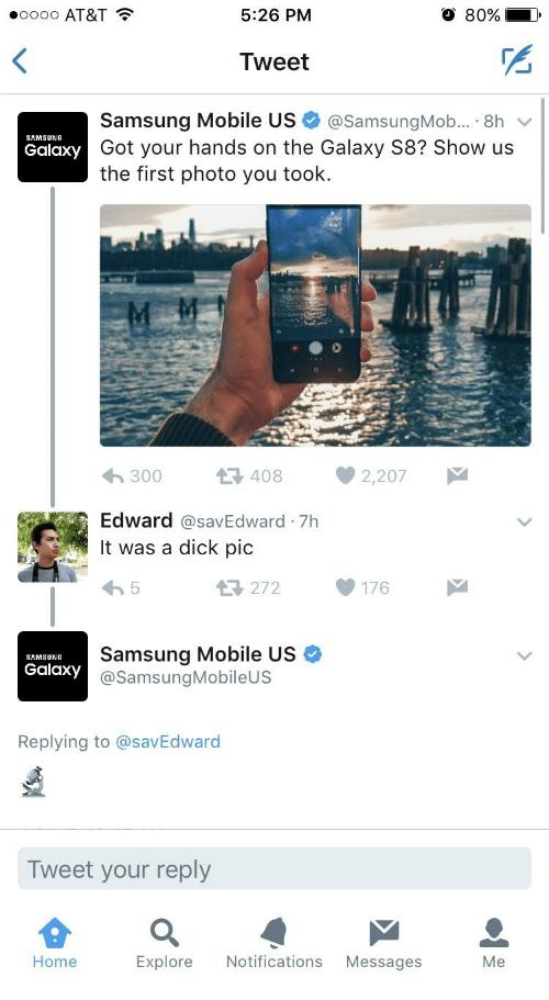Samsung e i Social